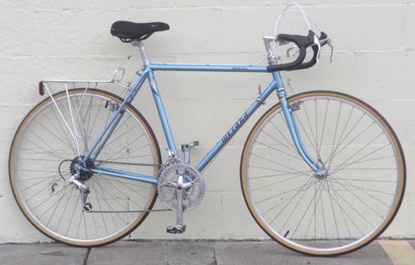 53cm MIYATA Two Ten Triple Butted Sport Touring Road Bike ~5'6