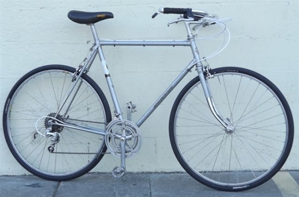 "57cm BRIDGESTONE Japan Lugged Vintage Commuter Town Bike ~5'10""-6'1"""