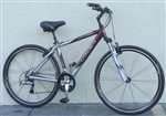 "17.5"" TREK 7500 Aluminum Suspension Deore LX Comfort Hybrid Utility Bike ~5'5""-5'8"""