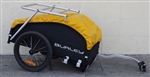 "16"" Wheel BURLEY Nomad Touring Adventure Cargo Rack Utility Trailer"