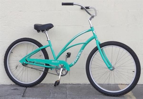 New 2018 Medium Electra Coaster 1 Classic Step Thru Beach Cruiser Bike 52 510