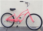 "NEW 2018 Medium ELECTRA Coaster 1 Classic Step Thru Beach Cruiser Bike ~5'2""-5'10"""