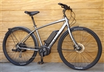 "Medium TREK Verve+ Pedal Assist Commuter Hybrid Utility E-Bike ~5'5""-5'8"""