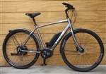 "Large TREK Verve+ Pedal Assist Commuter Hybrid Utility E-Bike ~5'9""-6'0"""