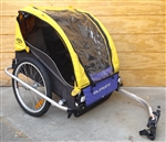 "20"" Wheel BURLEY Encore Cargo Kids Pets Utility Trailer"