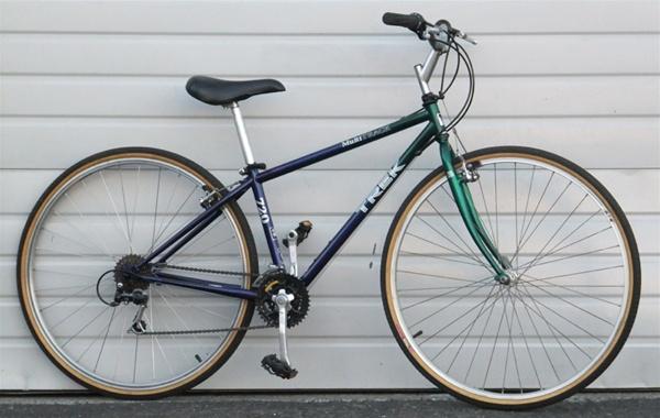 15 Quot Trek 720 Multitrack 21 Speed Utility Bike 5 3 Quot 5 6 Quot
