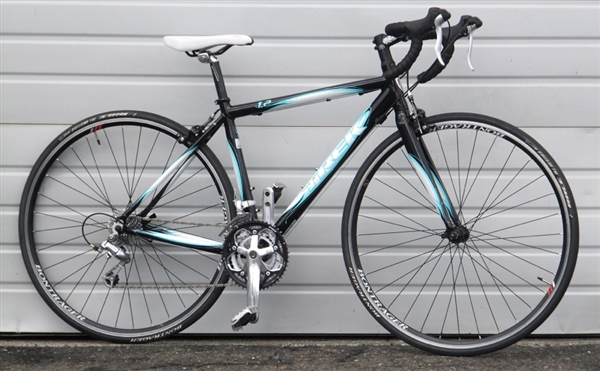 50cm Wsd Trek 1 2 Triple Aluminum Carbon Road Bike 5 2 Quot 5 5 Quot