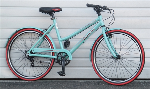 Bianchi Milano Cafe Racer Bicycle