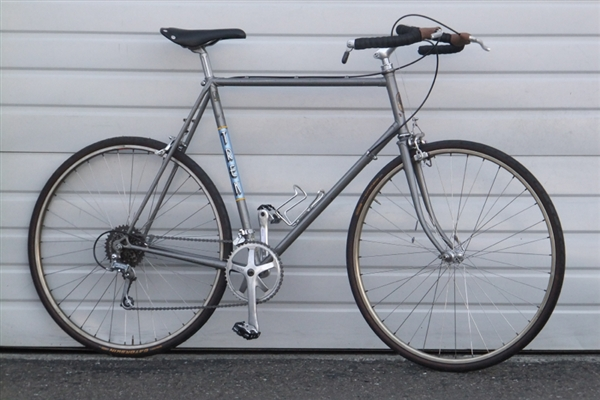 60cm Vintage Trek Reynolds 5 Speed Road Bike 6 1 Quot To 6 4 Quot
