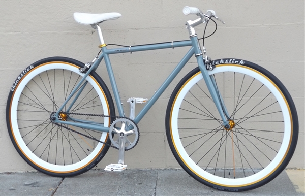 "50cm PURE CYCLES Single Speed Fixed Gear Road Bike ~5'2""-5'5"""