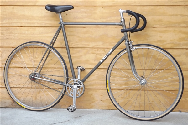 "62cm Bicycle Czar ITALIAN Single-Speed Steel Road Commuter City Bike ~6'1""-6'4"""