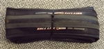 700 x 25 Bontrager Race Lite dual compound road tire black/grey NEW