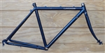"46cm Cannondale butted aluminum 26"" wheel road touring frameset USA"
