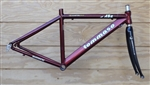 43cm Tommaso AS2 USA-Made Easton Ultra Lite road frame