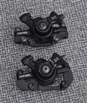 Hayes GX2 Cable Disc Brake Calipers pair