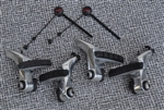 Shimano BR-R550 cantilever brake set pair