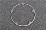 223mm diameter x 5 bolt 52T 53T aluminum chain guard