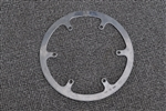 223mm diameter x 6 bolt TA Specialties 52T aluminum chain guard