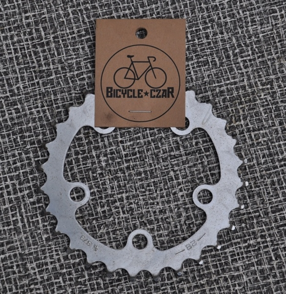 28t SR 74 bcd steel chainring