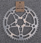 52t x 122 bcd Stronglight aluminum chainring