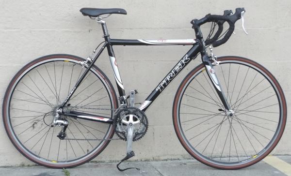 52cm Trek Sl1000 Aluminum Carbon 24 Speed Road Bike 5 5