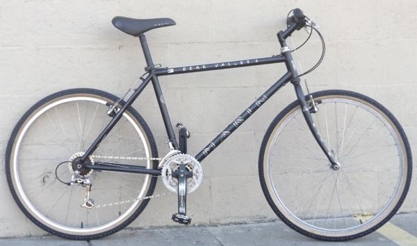 19 Marin Bear Valley 21 Speed Utility Bike 5 7 5 10