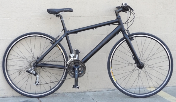 Medium CANNONDALE Bad Boy Aluminum Hybrid Commuter Bike ~5\'6\