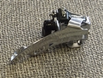 8 speed Shimano Acera FD-M330 triple front derailleur 28.6 top pull