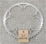 53t x 135 bcd Campagnolo 9 speed aluminum chainring Italy