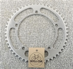 52t x 144 bcd Campagnolo Nuovo Record aluminum chainring Italy