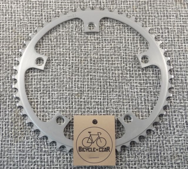 52t x 144 bcd Ofmega aluminum chainring Italy