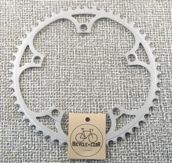 53t x 144 bcd Stronglight aluminum chainring France