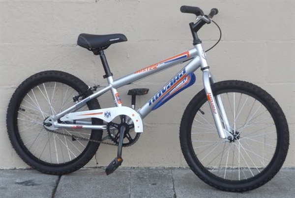 "20"" Wheel NOVARA Duster 20 Kids Transition Bike ~Ages 5-8"