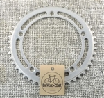 47t x 144 bcd Sugino Mighty Competition aluminum chainring Japan