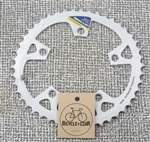 46t x 110 bcd Shimano Biopace aluminum chainring