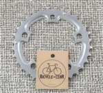 32t x 94 bcd 8 speed steel chainring