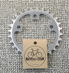 28t x 74 bcd Shimano aluminum chainring