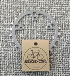 24t x 74 bcd Shimano SG C-24 steel chainring