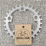 28t x 86 bcd Stronglight aluminum chainring France