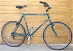 "21"" FUJI Tahoe 1x Tange CrMo City Masher Cruiser Utility Bike ~5'10""-6'1"""