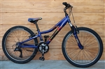"XS 24"" Wheel GARY FISHER Tyro Hardtail 21 Speed Mountain Bike ~4'9""-5'0"""