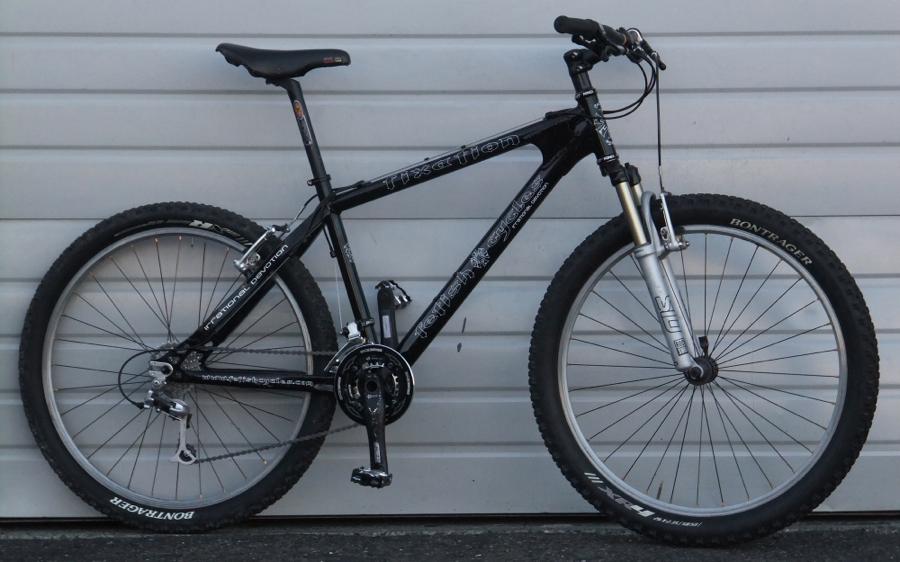Fetish bicycle frames