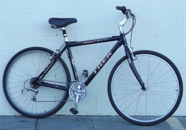 20 Quot Trek 7300 Aluminum Hybrid Utility Bike Usa 5 9 Quot 6 0 Quot