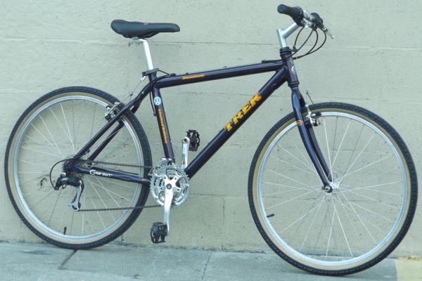 "18"" TREK Limited Edition Volkswagen USA Aluminum Utility Bike ~5'5""-5'8"""