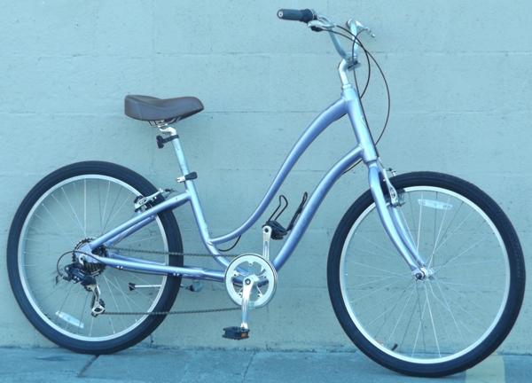 14 Quot Trek Pure Cruiser Aluminum 8 Speed Townie Bike 5 5 Quot 5 10 Quot