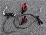 Formula R1 hydraulic disc brake set