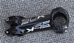 "100 x 31.8 x 1-1/8"" FSA SL-K 6 degree carbon faceplate threadless stem black"