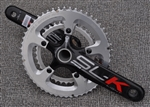 170 x 110 bcd FSA SL-K Light hollow carbon crankset 52/36 BB30