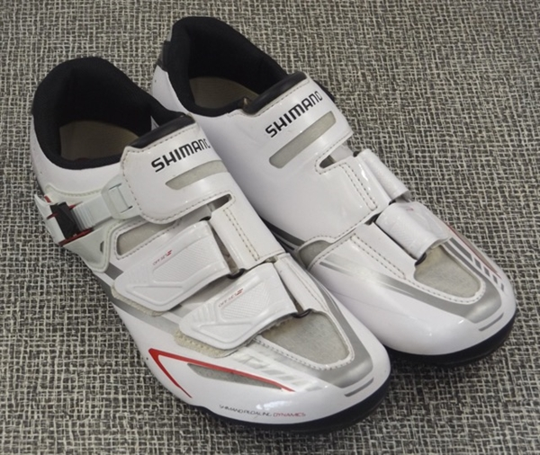 US7.5/EU45 Shimano WR83 womens road shoes