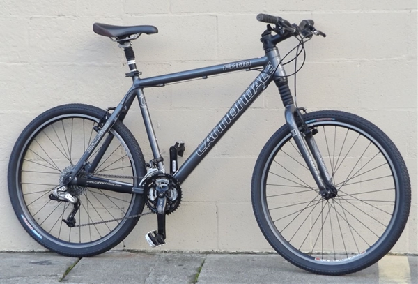 "21"" CANNONDALE F400 Comfort USA Made Gravel Utility Bike ~6'0""-6'3"""
